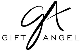 mark for GIFT ANGEL G A., trademark #85758180