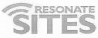 mark for RESONATE SITES, trademark #85758218