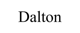 mark for DALTON, trademark #85758255