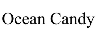 mark for OCEAN CANDY, trademark #85758274