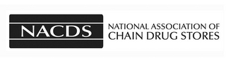 mark for NACDS NATIONAL ASSOCIATION OF CHAIN DRUG STORES, trademark #85758446