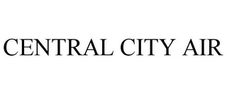 mark for CENTRAL CITY AIR, trademark #85758952