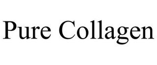 mark for PURE COLLAGEN, trademark #85759080