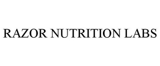 mark for RAZOR NUTRITION LABS, trademark #85759190