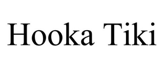 mark for HOOKA TIKI, trademark #85759291