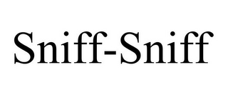 mark for SNIFF-SNIFF, trademark #85759295