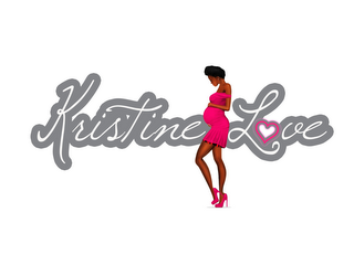 mark for KRISTINE LOVE, trademark #85759429
