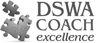 mark for DSWA COACH EXCELLENCE, trademark #85759444