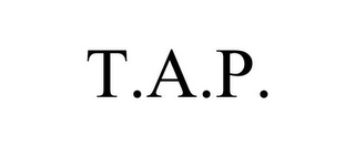 mark for T.A.P., trademark #85759456