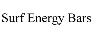 mark for SURF ENERGY BARS, trademark #85759460