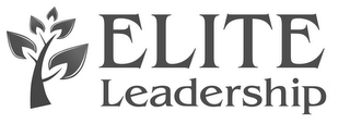 mark for ELITE LEADERSHIP, trademark #85759568