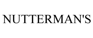 mark for NUTTERMAN'S, trademark #85759617