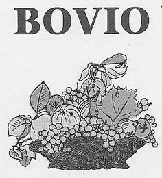 mark for BOVIO, trademark #85759711