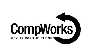 mark for COMPWORKS REVERSING THE TREND, trademark #85759720
