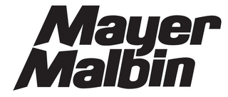 mark for MAYER MALBIN, trademark #85759746