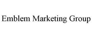 mark for EMBLEM MARKETING GROUP, trademark #85759856