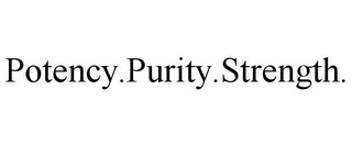 mark for POTENCY.PURITY.STRENGTH., trademark #85759887