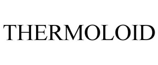 mark for THERMOLOID, trademark #85759898