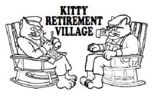 mark for KITTY RETIREMENT VILLAGE, trademark #85759944