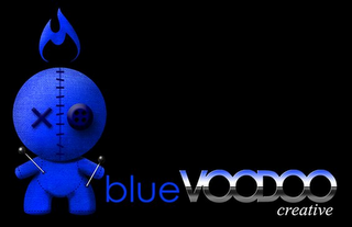 mark for BLUEVOODOOCREATIVE, trademark #85759953