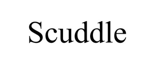 mark for SCUDDLE, trademark #85760156
