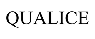 mark for QUALICE, trademark #85760173