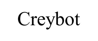 mark for CREYBOT, trademark #85760241