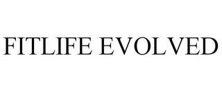 mark for FITLIFE EVOLVED, trademark #85760261