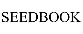 mark for SEEDBOOK, trademark #85760352