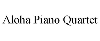 mark for ALOHA PIANO QUARTET, trademark #85760364