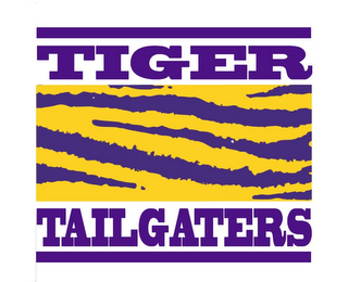 mark for TIGER TAILGATERS, trademark #85760511