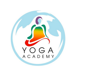 mark for YOGA ACADEMY, trademark #85760536
