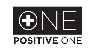 mark for ONE POSITIVE ONE, trademark #85760604