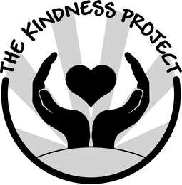 mark for THE KINDNESS PROJECT, trademark #85760689