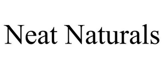 mark for NEAT NATURALS, trademark #85760768