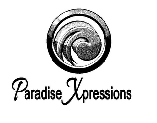 mark for PARADISE XPRESSIONS, trademark #85760780