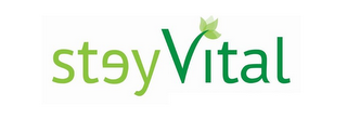 mark for STEY VITAL, trademark #85760814