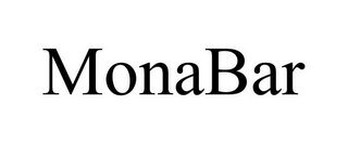 mark for MONABAR, trademark #85760916