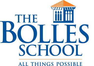 mark for THE BOLLES SCHOOL ALL THINGS POSSIBLE, trademark #85761108