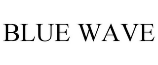 mark for BLUE WAVE, trademark #85761176