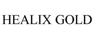 mark for HEALIX GOLD, trademark #85761209