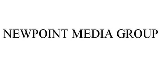 mark for NEWPOINT MEDIA GROUP, trademark #85761245