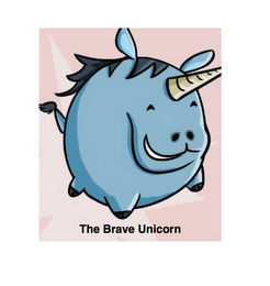 mark for THE BRAVE UNICORN, trademark #85761308