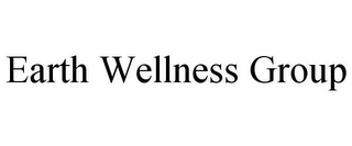 mark for EARTH WELLNESS GROUP, trademark #85761605