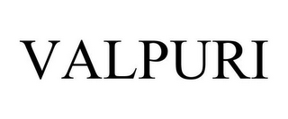 mark for VALPURI, trademark #85761775