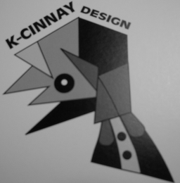 mark for K-CINNAY DESIGN, trademark #85761784