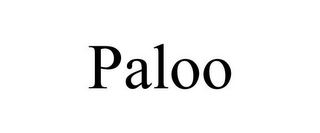 mark for PALOO, trademark #85761833