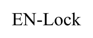 mark for EN-LOCK, trademark #85761840