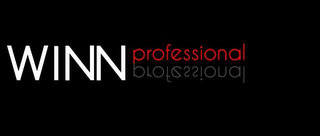 mark for WINN PROFESSIONAL, trademark #85761891