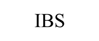 mark for IBS, trademark #85762413